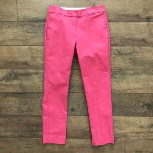 Boden Richmond Trousers Party Pink 8 Petite